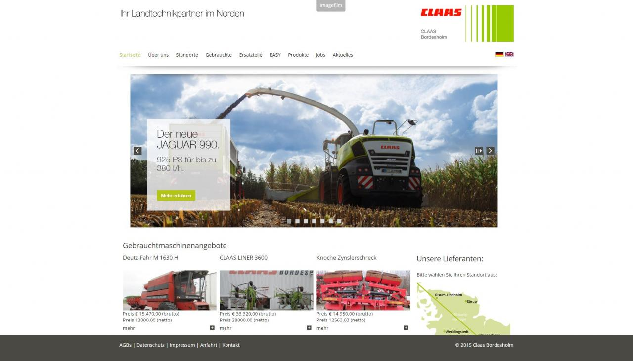 Claas Bordesholm